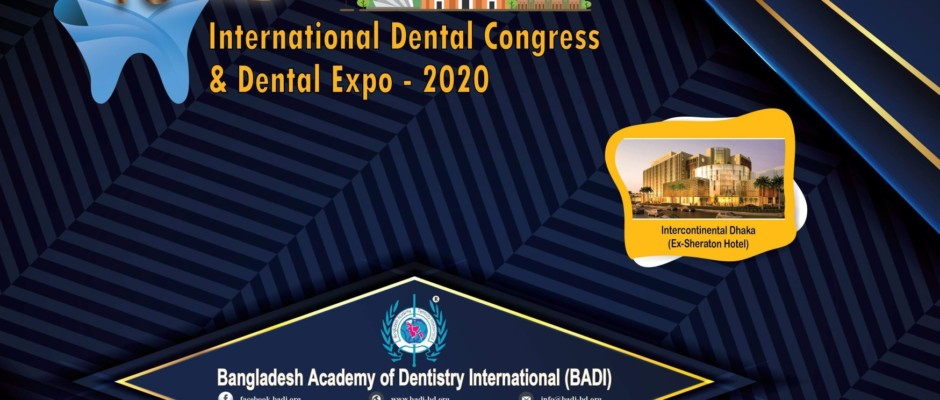 BADI 10th International Dental Congress & Dental Expo-2020